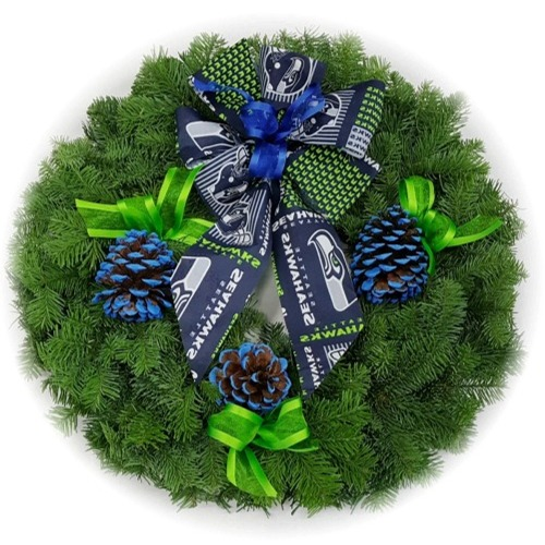 Read more: Seattle Seahawks Christmas Wreath